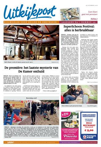 Uitkijkpost : nieuwsblad voor Heiloo e.o. 2018-09-26