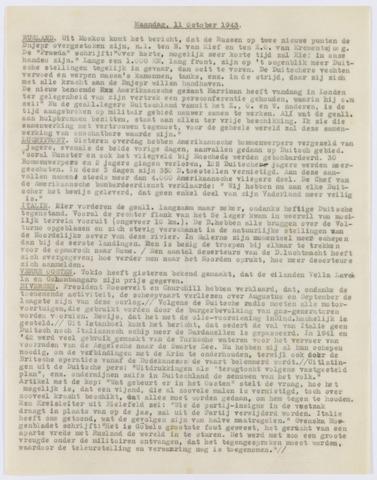 De Vrije Alkmaarder 1943-10-11