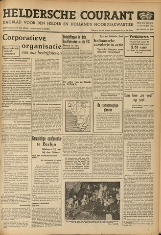 Heldersche Courant 1940-11-13