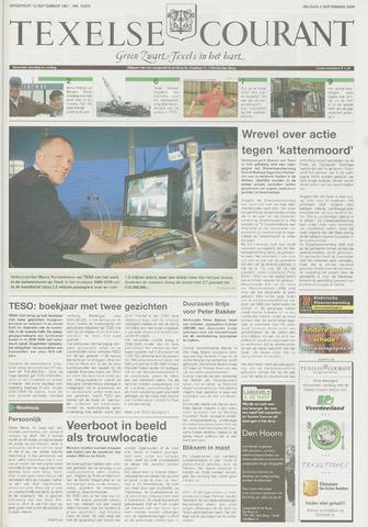 Texelsche Courant 2009-09-04
