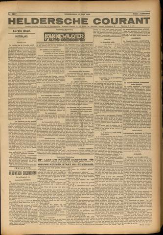 Heldersche Courant 1926-07-15