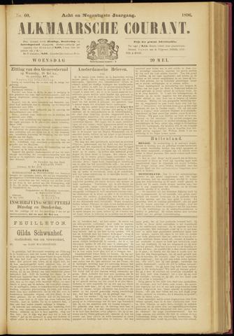 Alkmaarsche Courant 1896-05-20