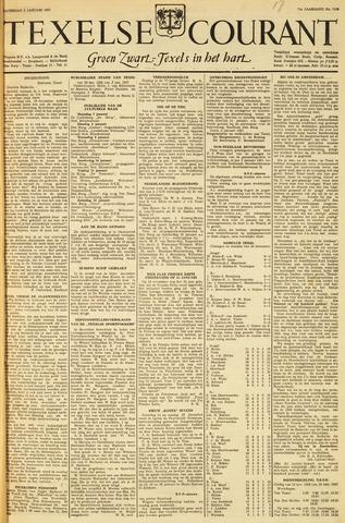 Texelsche Courant 1957-01-05