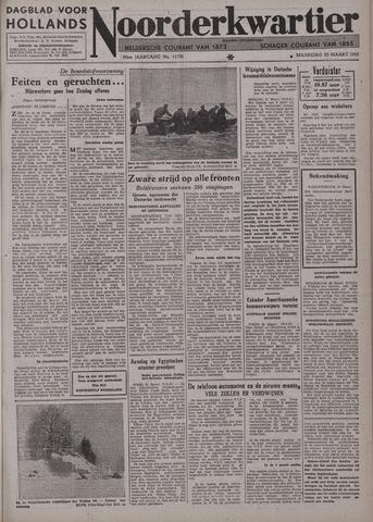 Dagblad voor Hollands Noorderkwartier 1942-03-23