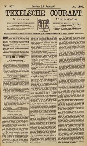 Texelsche Courant 1896-01-12