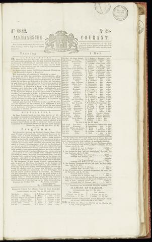 Alkmaarsche Courant 1843-05-01