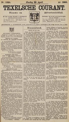 Texelsche Courant 1900-04-29