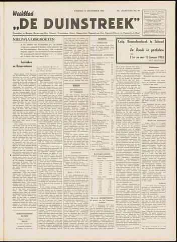 De Duinstreek 1952-12-12