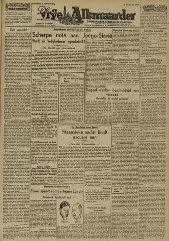 De Vrije Alkmaarder 1946-08-22