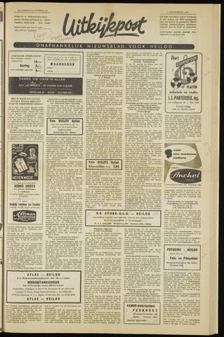 Uitkijkpost : nieuwsblad voor Heiloo e.o. 1961-08-31