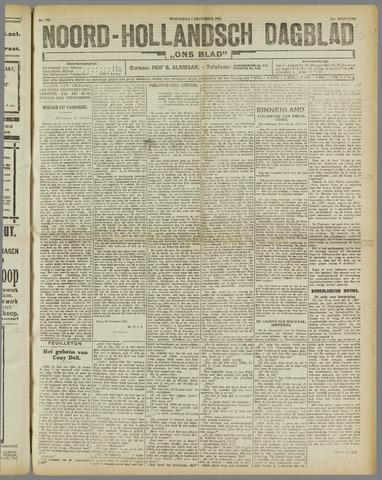 Ons Blad : katholiek nieuwsblad voor N-H 1921-12-07