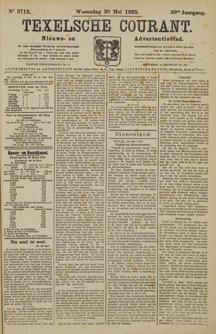 Texelsche Courant 1923-05-30
