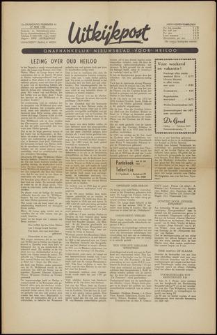 Uitkijkpost : nieuwsblad voor Heiloo e.o. 1956-05-18