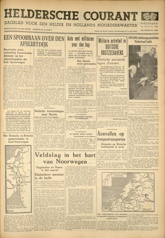 Heldersche Courant 1940-04-24