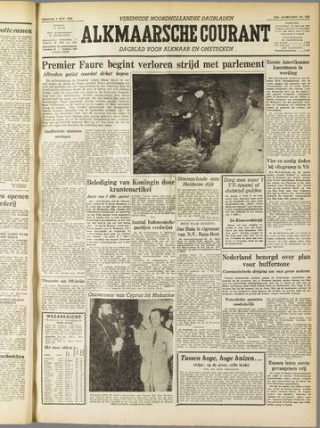 Alkmaarsche Courant 1955-10-07