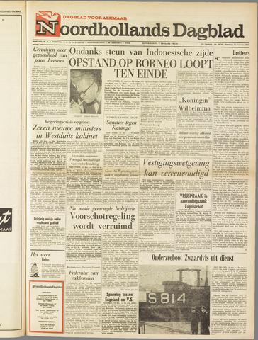 Noordhollands Dagblad : dagblad voor Alkmaar en omgeving 1962-12-12