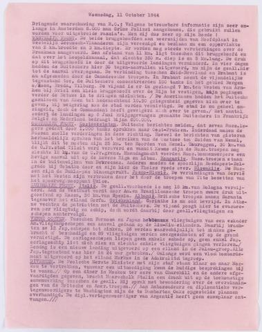 De Vrije Alkmaarder 1944-10-11