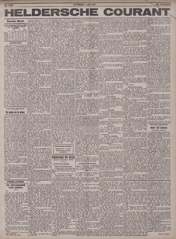 Heldersche Courant 1917-07-07