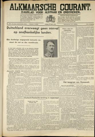 Alkmaarsche Courant 1939-04-28