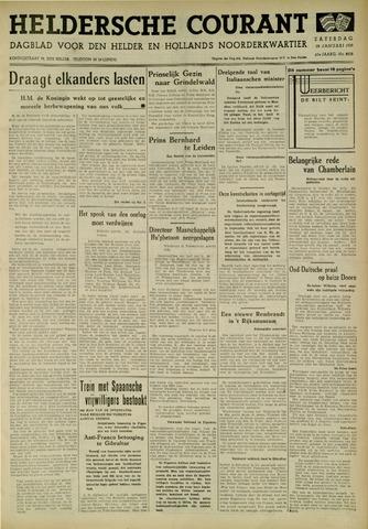 Heldersche Courant 1939-01-28