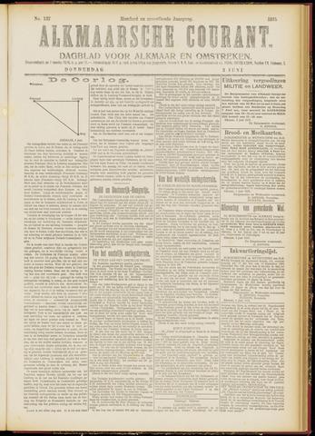 Alkmaarsche Courant 1915-06-03