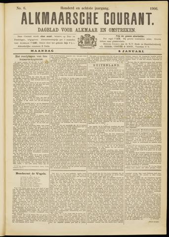 Alkmaarsche Courant 1906-01-08