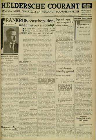 Heldersche Courant 1939-03-30