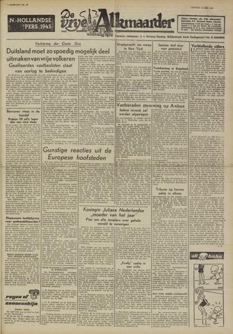 De Vrije Alkmaarder 1950-05-16