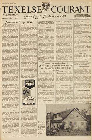 Texelsche Courant 1963-09-10