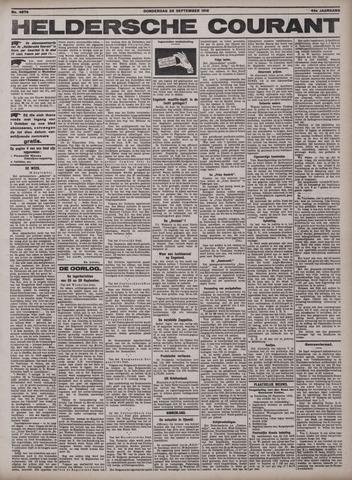 Heldersche Courant 1916-09-28