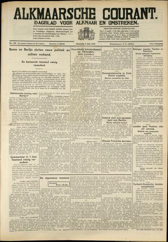 Alkmaarsche Courant 1939-05-08