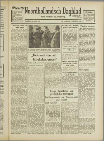 Nieuw Noordhollandsch Dagblad : voor Alkmaar en omgeving 1946-04-06