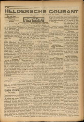 Heldersche Courant 1926-07-22