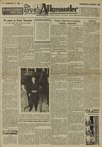 De Vrije Alkmaarder 1949-03-30
