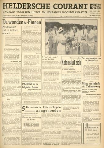 Heldersche Courant 1940-03-06