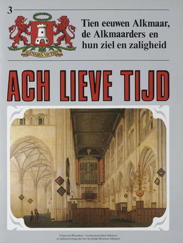 Ach Lieve Tijd Alkmaar 1987-11-01
