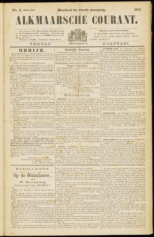 Alkmaarsche Courant 1902-01-17