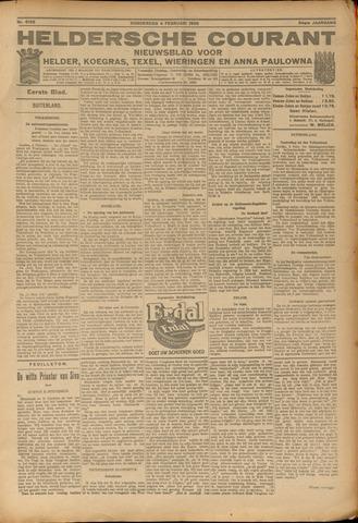 Heldersche Courant 1926-02-04