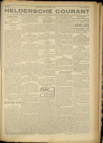 Heldersche Courant 1925-11-12