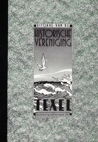 Uitgave Historische Vereniging Texel 1995-09-01