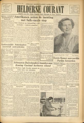Heldersche Courant 1955-04-29