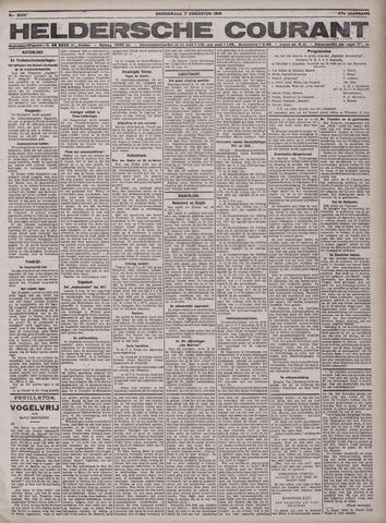 Heldersche Courant 1919-08-07
