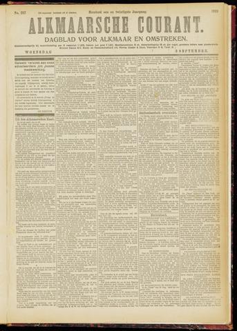 Alkmaarsche Courant 1919-09-03
