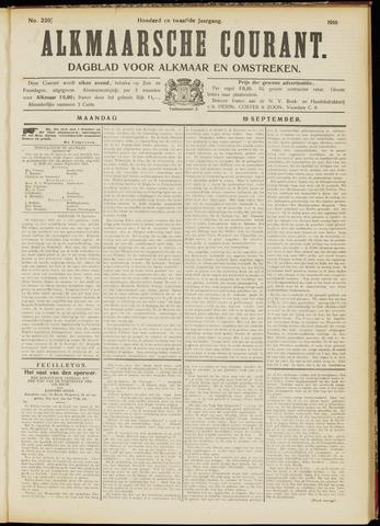 Alkmaarsche Courant 1910-09-19
