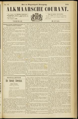 Alkmaarsche Courant 1894-07-20