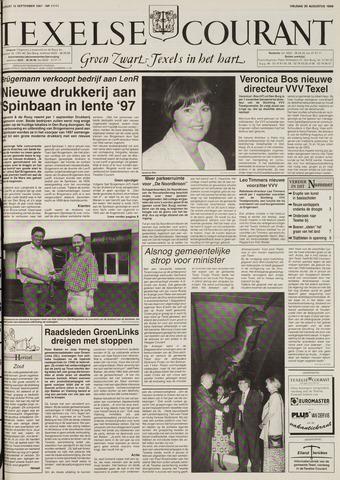 Texelsche Courant 1996-08-30