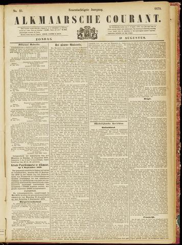 Alkmaarsche Courant 1879-08-31