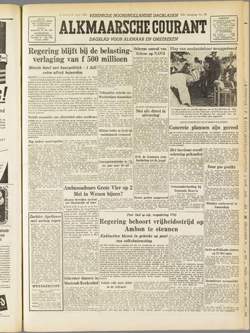 Alkmaarsche Courant 1955-04-23