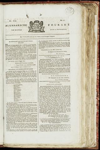 Alkmaarsche Courant 1819-11-22