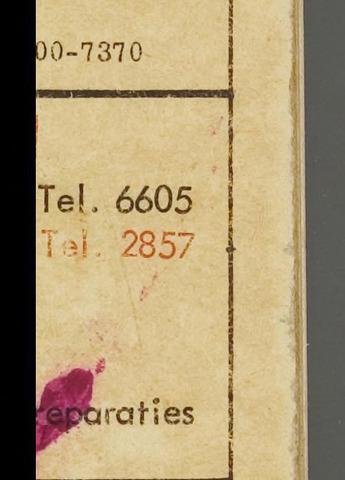 Adresboek van Alkmaar 1962-01-01